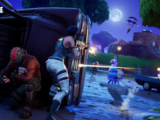 Epic just made a big change to Fortnite's Team Rumble mode