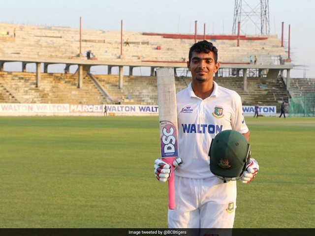 Bangladesh Reserve Opener Saif Hassan Ruled Out Of 2nd Test Against India