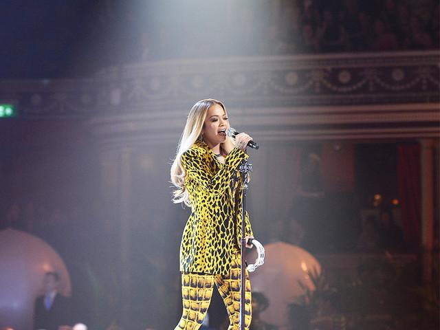 Rita Ora Advocates for Acceptance
