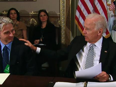 Biden Slams 'Arrogant Creeps' Who Make Video Games That 'Teach You How To Kill People'
