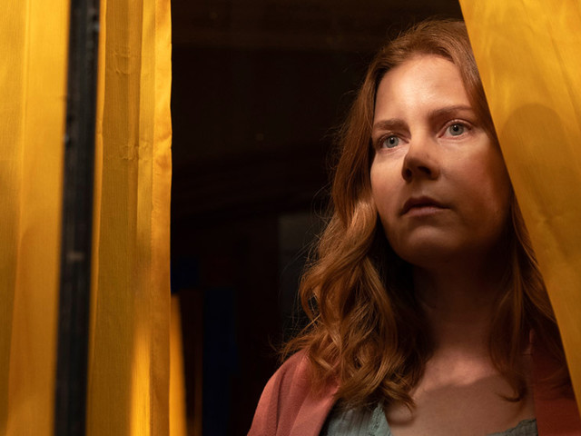 'The Woman In The Window' Trailer: Amy Adams Vs. Outside World And Inside Her Head In Netflix Drama