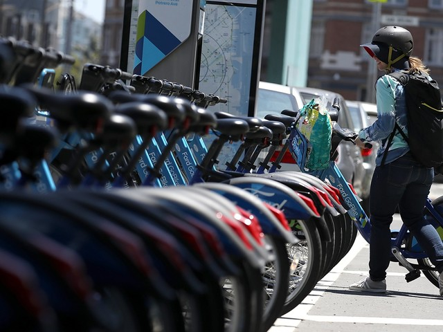 Lyft's app just got a major safety upgrade for bike and scooter rentals (LYFT, UBER)