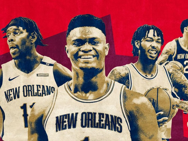 The Pelicans Are Giving Zion Williamson the Future Anthony Davis Never Had
