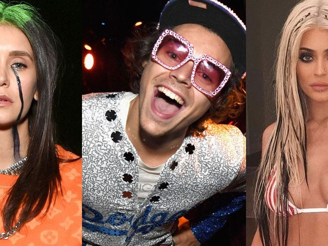 18 celebrities who nailed it as other celebrities for Halloween