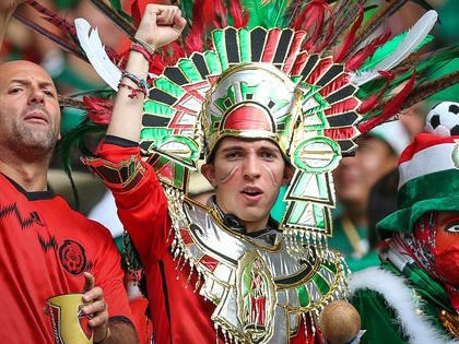 Mexico's World Cup goal didn't just stun Germany; it caused an earthquake