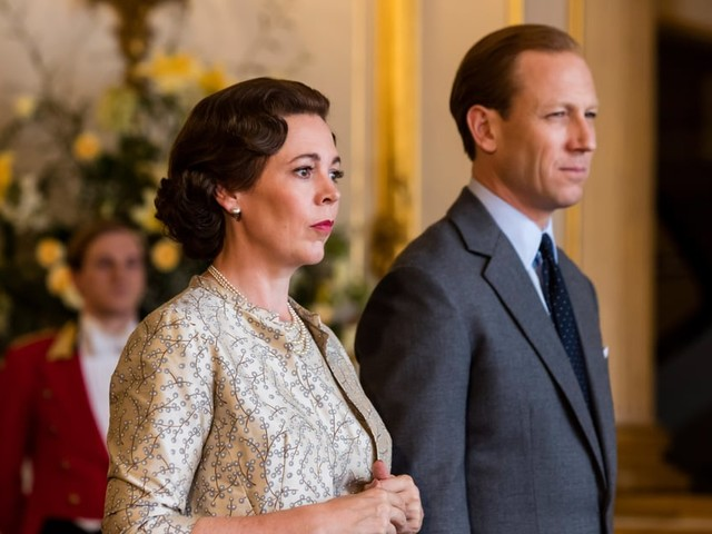 Check Out These Real Clips From the Royal Family Documentary Seen on The Crown