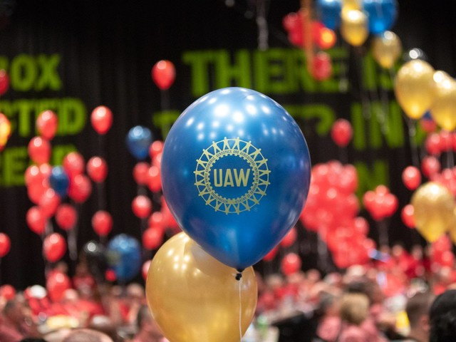 UAW Executive Board Names New VP, Director of Ford Department