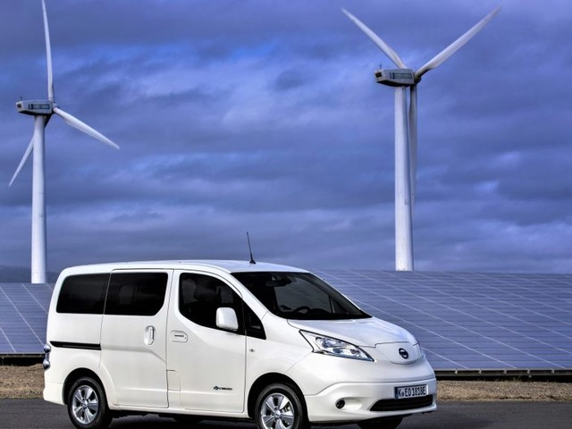 Nissan is the UK's Most Popular Electric Car & Commercial Vehicle Brand