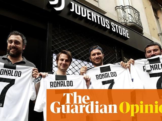 Cristiano Ronaldo for €100m at 33? Indulgence or Juventus masterstroke? | Paolo Bandini