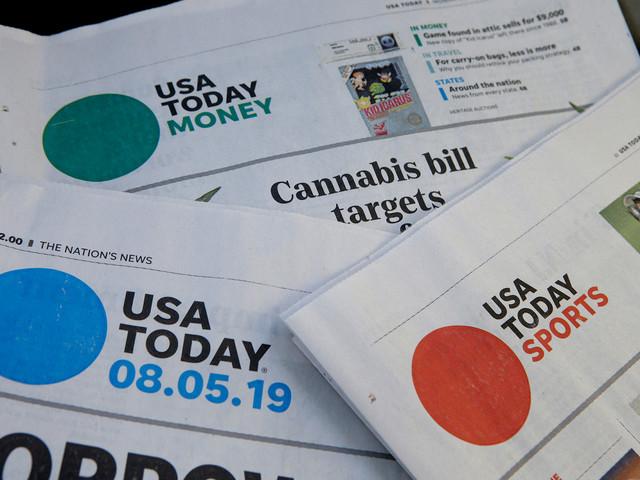 USA Today owner Gannett guts several newsrooms as GateHouse takeover begins