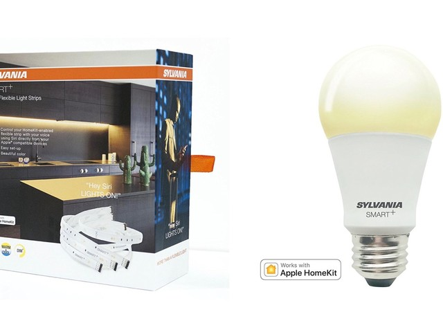 Sylvania adds hub-less HomeKit LED Flex Strip and Soft White bulb to its Smart+ lineup