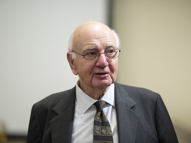 Paul Volcker, former Fed Chairman who tamed high inflation in the 1980s, dies at 92