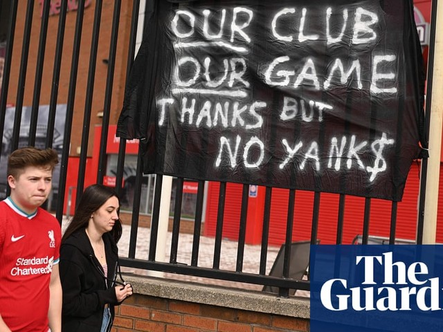 Liverpool to open discussions with fans after European Super League backlash