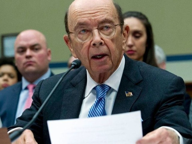 Democrats confront Commerce Secretary Ross, saying he lied about census question
