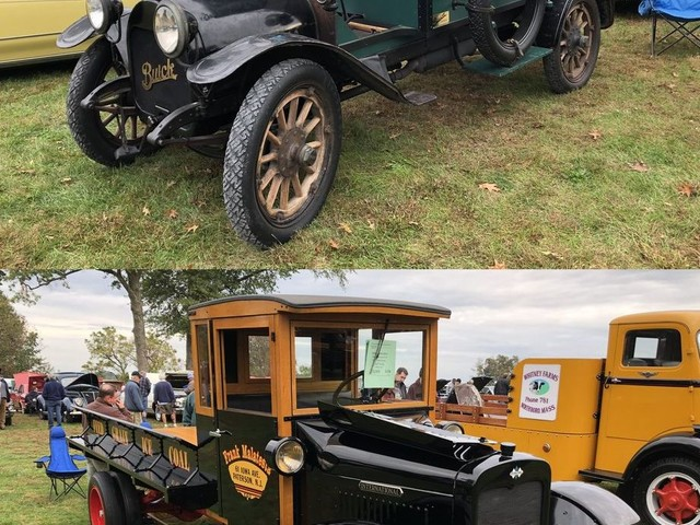 This or That: 1915 Buick C-4 Express or 1928 International SF-36?