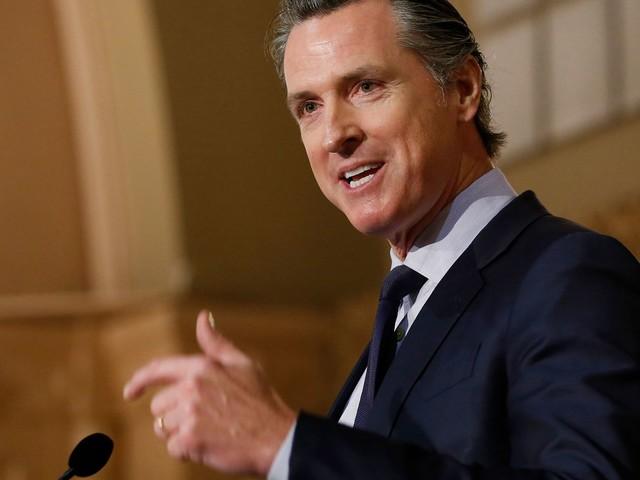 California Gov. Newsom blasts Trump 'political theater,' pulls most troops from border