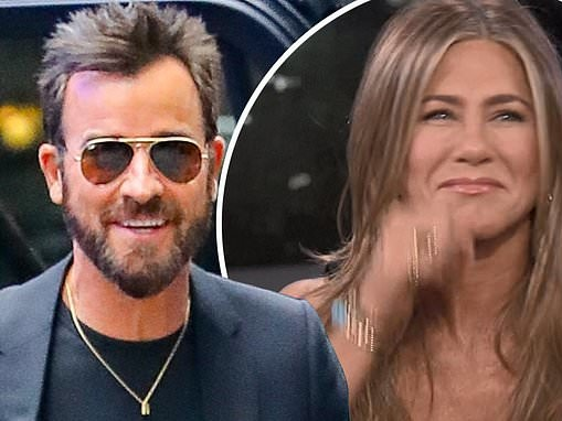 Jennifer Aniston's ex Justin Theroux says he is 'proud' of her for joining Instagram