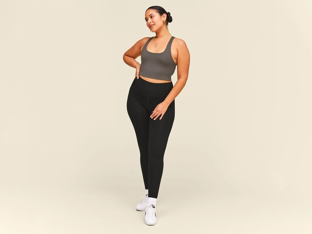 $677.87 Worth Of The Internet's Top Rated Black Leggings