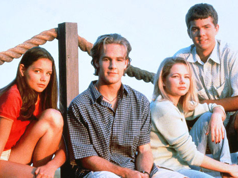 Katie Holmes Reveals Whether Or Not Fans Will Ever Get A 'Dawson's Creek' Reboot — Listen