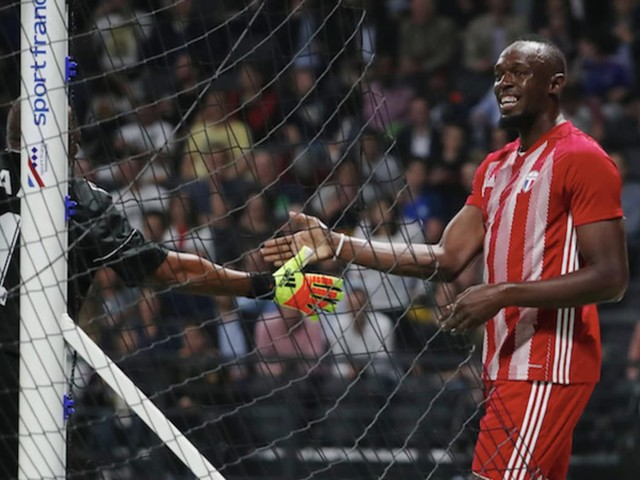 Usain Bolt in Discussions to Play With Australian Soccer Team Central Coast Mariners
