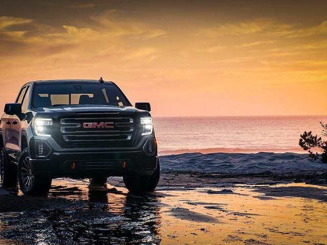 Everything Electric: GM Developing Third Full-sized Pickup EV