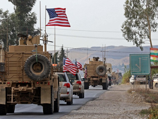 Amid confusion and criticism, Trump says 'small' contingent of US troops will stay in Syria