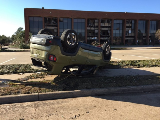 Governor Abbott Issues Disaster Declaration Following Severe Weather Across Texas
