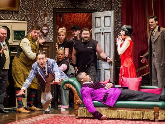 Review: How funny is 'The Play That Goes Wrong'? Depends on your appetite for pranks and pratfalls
