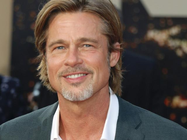 Brad Pitt Talks Sobriety With Anthony Hopkins
