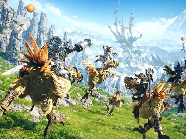 FINAL FANTASY XIV BEING DEVELOPED FOR LIVE-ACTION SERIES