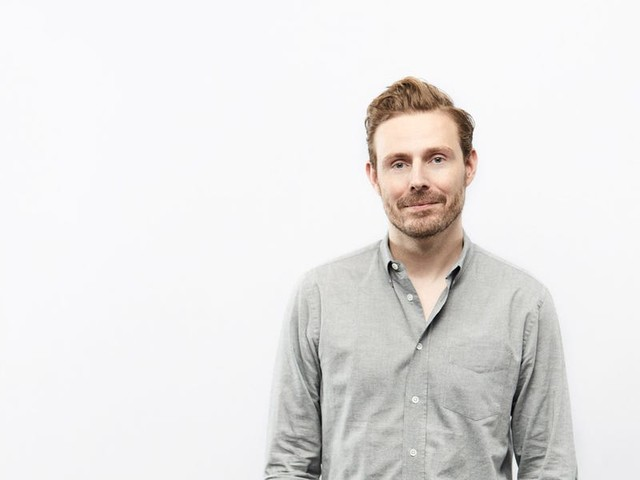 A VC who looks for futuristic startups has just been made partner at Europe's leading funds. Here's how he finds 'science fiction' tech companies