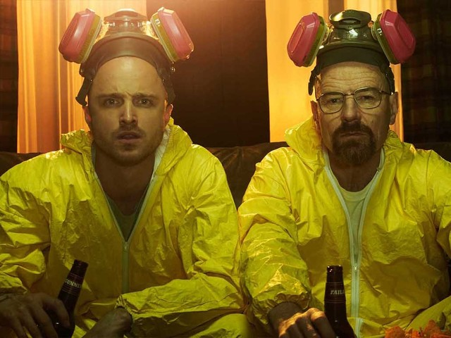 'Breaking Bad' reemerges with the Netflix movie's first look starring Aaron Paul