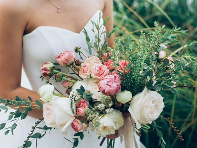 The Most Gorgeous Weddings We've Stalked On Instagram This Summer