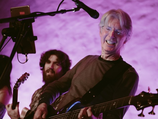 Phil Lesh & The Terrapin Family Band Kick Off 2019 Tour In Los Angeles: Full Show Video