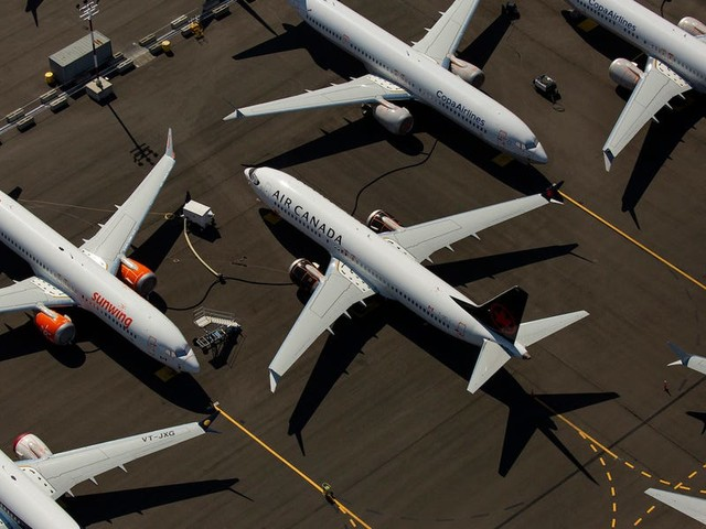 Boeing profits have fallen 95% this year as the 737 Max crisis shows no sign of slowing