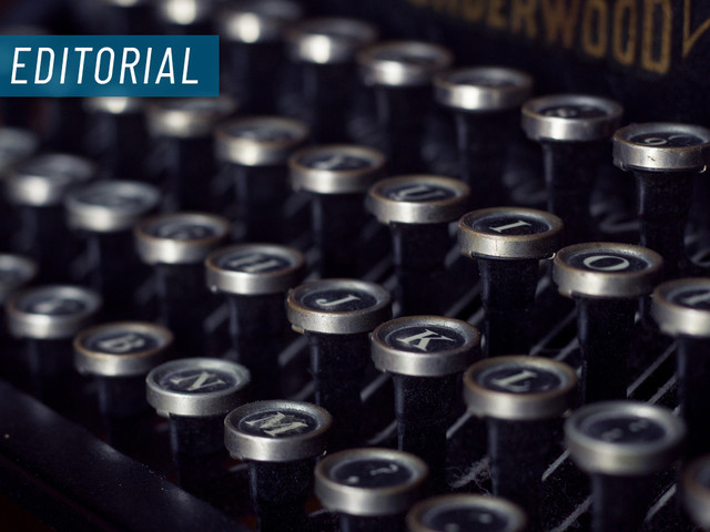 My commitment to you: a letter from the new editor in chief