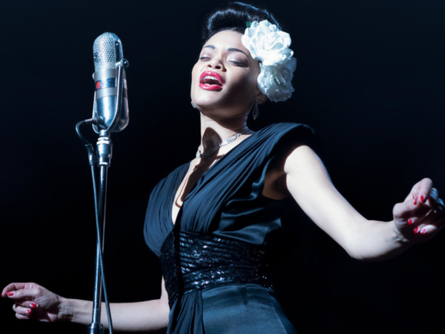 Lee Daniels and Andra Day take on Billie Holiday's legacy in new Hulu film