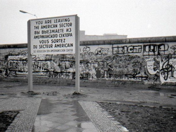 30 Years After The Berlin Wall Came Down, East And West Germany Are Still Divided