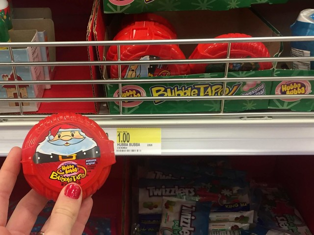 Target Shoppers – Hubba Bubba Holiday Gum Only $0.30 at Target!