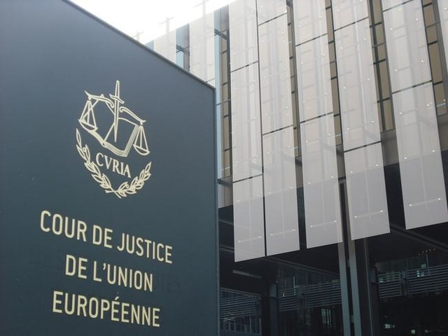 The Court Of Justice Of The European Union Limits Free Speech
