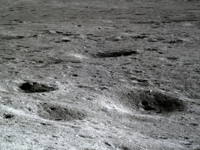 China just released the most stunning images from the far side of the Moon