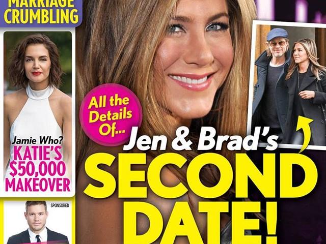 Jennifer Aniston, Brad Pitt Had Two Dates Since Her 50th Birthday?