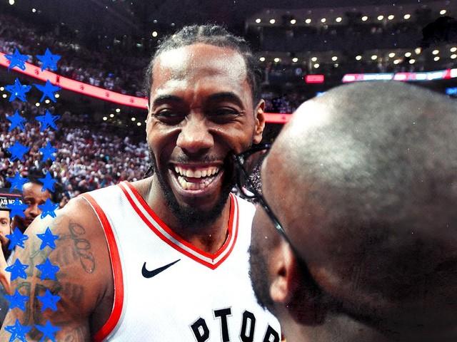 The 13 best moments of the Raptors' rapturous title season