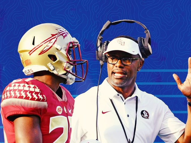 Willie Taggart's ready to find out what happens after your dream comes true