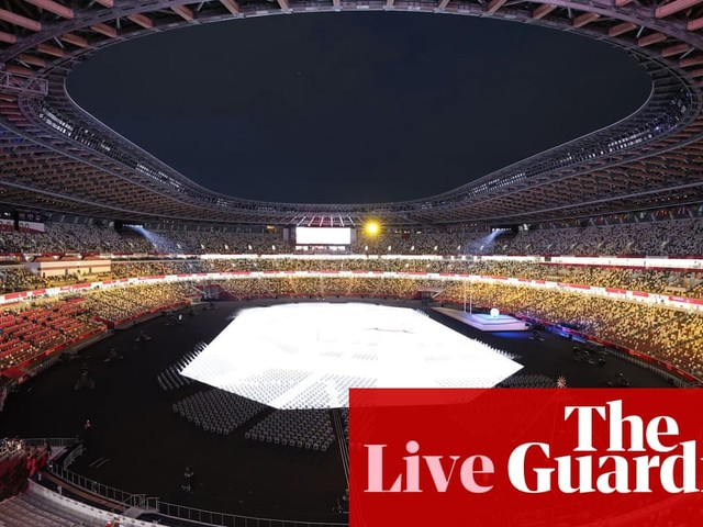 Tokyo 2020 Paralympic Games: opening ceremony – live updates!