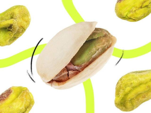 Green Gold: How Pistachios Became The Nut Of The Moment