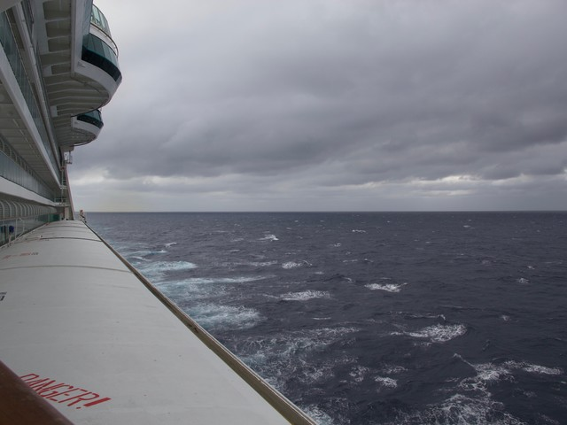 Brilliance of the Seas Live Blog - Day Five - Sea Day