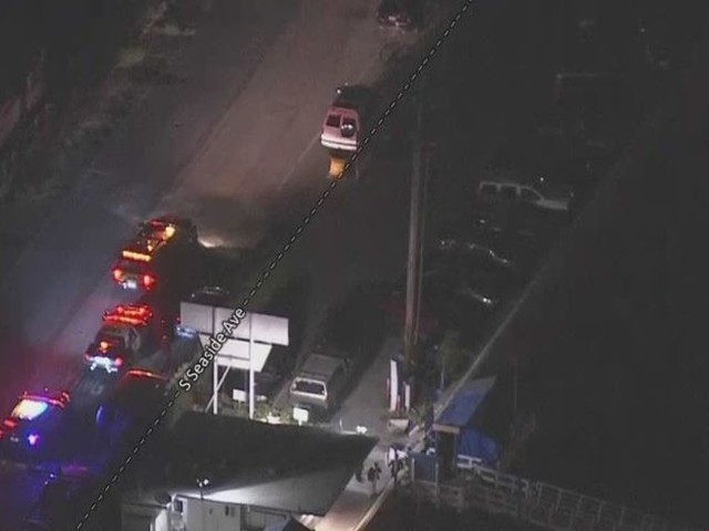 One Person Found Dead On Burning Boat In San Pedro