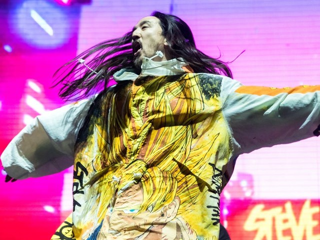 DJ Steve Aoki and designer Samata Pattinson dig into the impact music has on the clothes we wear — and what it would take to make sustainable fashion the new 'It' look