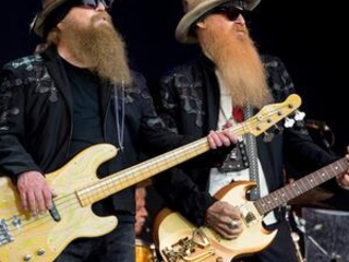 ZZ Top: Bearded bassist Dusty Hill dies in his sleep at 72
